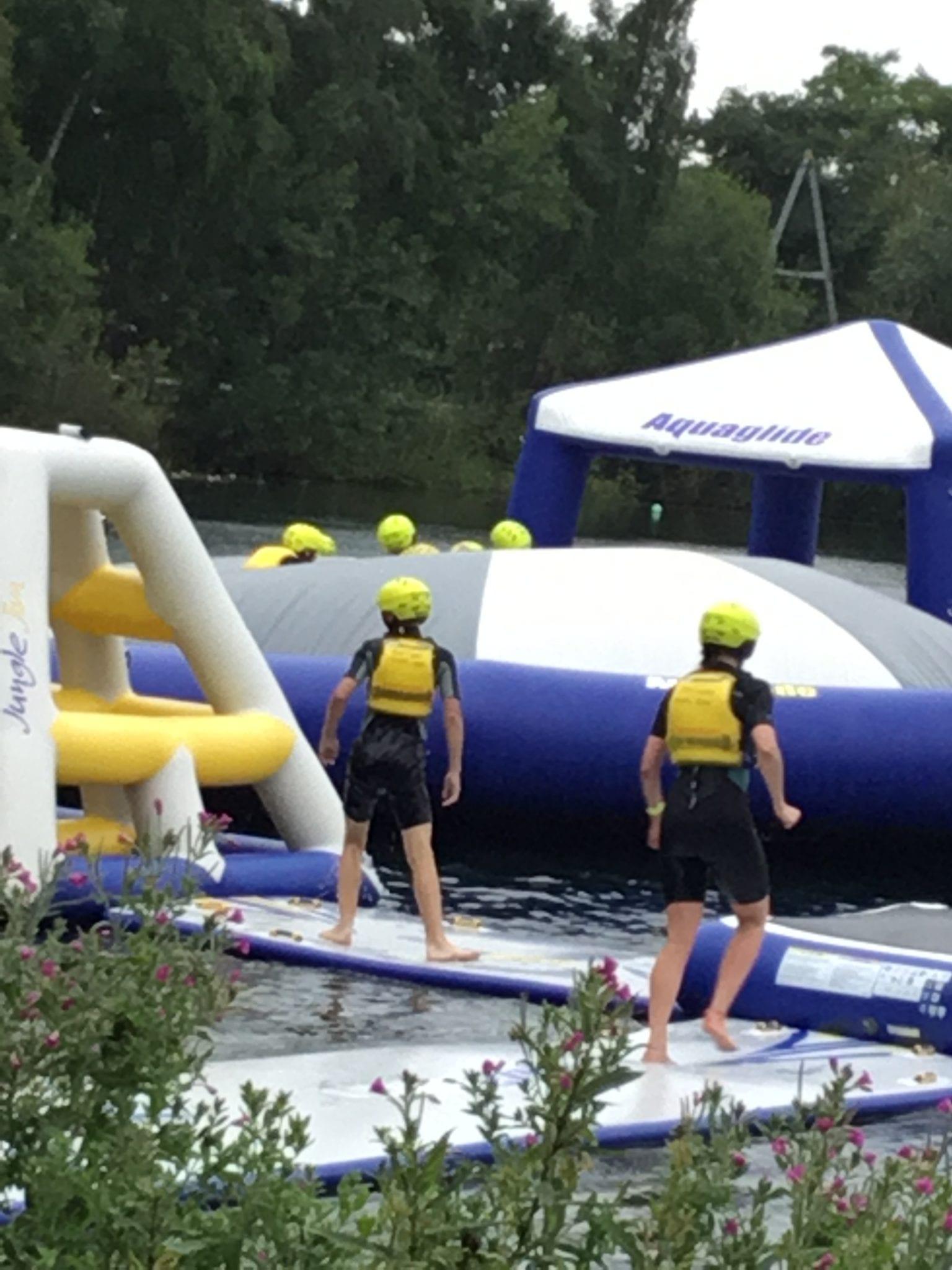 Tattershall Lake Aqua Park Phoenix Park Academy